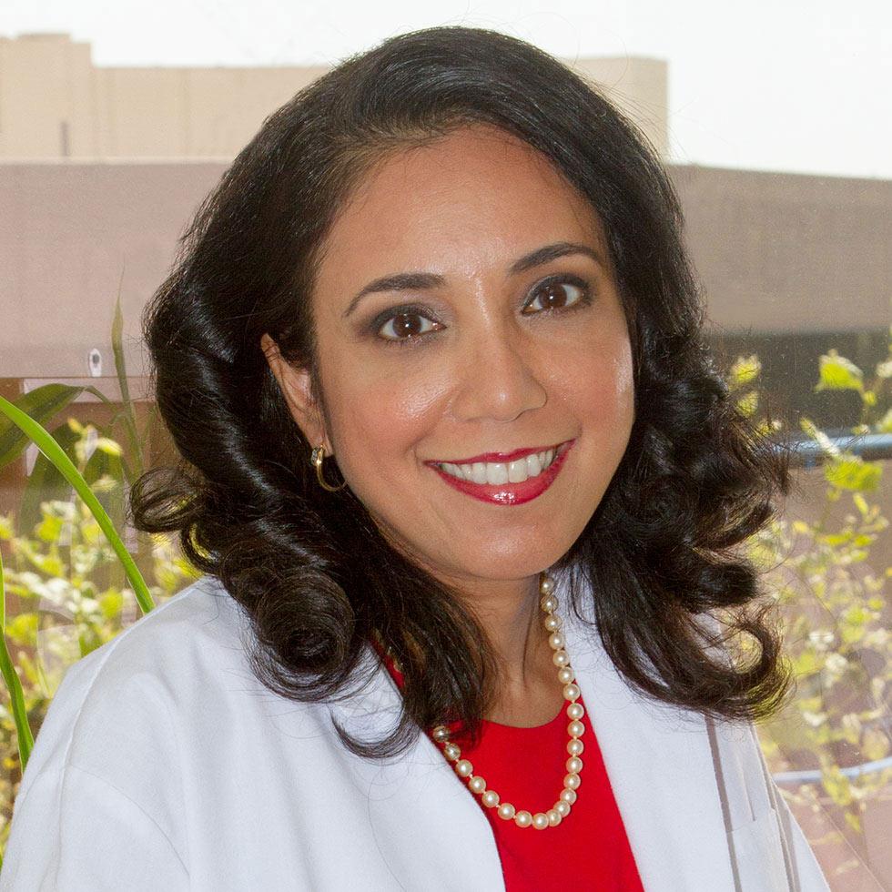 Nalini Mattai, M.D. of Huntington Family Medicine in Pasadena
